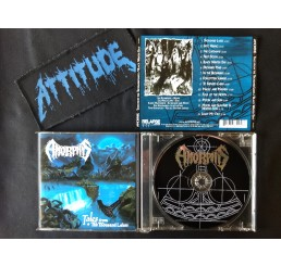 Amorphis - Tales From The Thousand Lakes - Importado