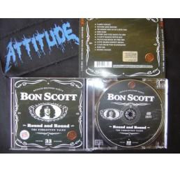 Bon Scott - AC/DC - Round And Round - Importado