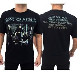 Camiseta Consulado do Rock Sons Of Apollo - Banda