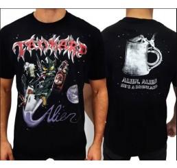 Camiseta Consulado do Rock Tankard - Alien
