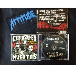 Corazones Muertos - Alive From The Graveyard - Nacional