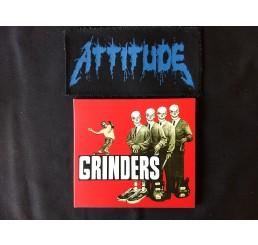 Grinders - Skatepunkmusic (Digipack) - Nacional