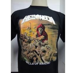 Camiseta Metropole Helloween - Walls Of Jericho