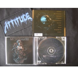 Meshuggah - The Violent Sleep Of Reason - Importado