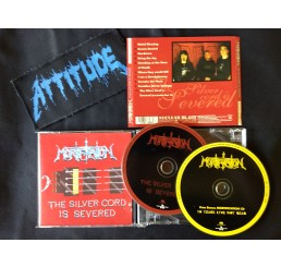 Mortification - The Silver Cord Is Severed (Duplo) - Importado