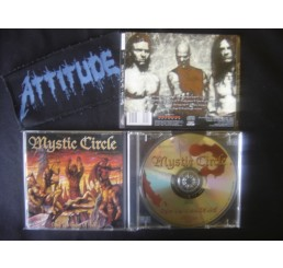 Mystic Circle - Open the Gates Of Hell - Nacional