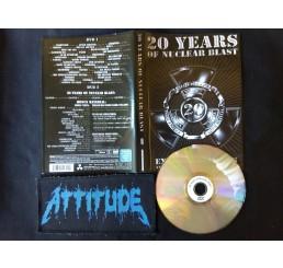 Nuclear Blast - 20 Years Of Nuclear Blast (Dual Face) - Importado