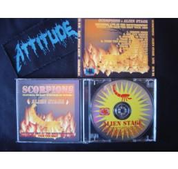 Scorpions - Alien Stage - Importado
