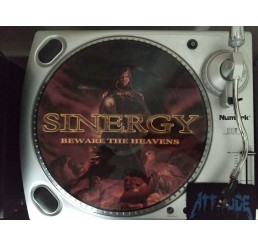 Sinergy - Beware The Heavens - Picture Disc Importado