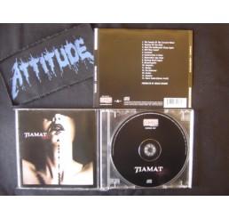 Tiamat - Amanethes - Importado